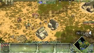 [PK] vs. vK 2v2 Clan War, Utter Ownage