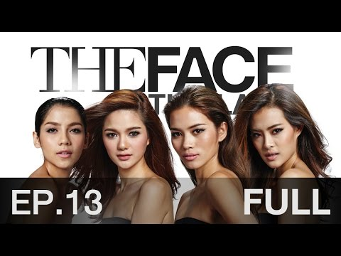 The Face Thailand Season 2 Episode 13 [Final Walk] FULL 9 มกราคม 2559
