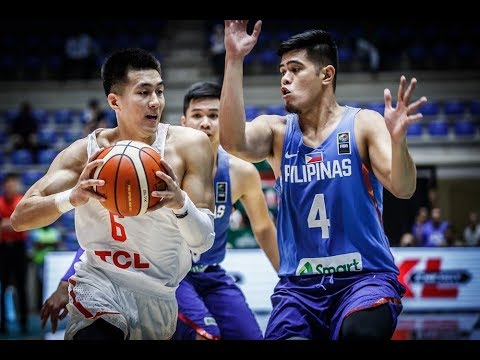 Gilas Pilipinas vs China - FIBA ASIA CUP 2017 Game Highlights