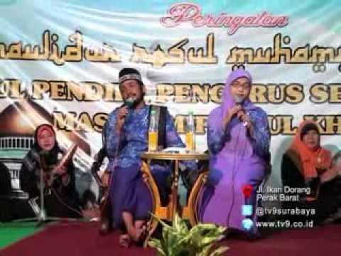 Ceramah Duet TV9, Cak Edi & Neng Lastri