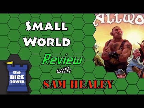Small World Review - with Sam Healey