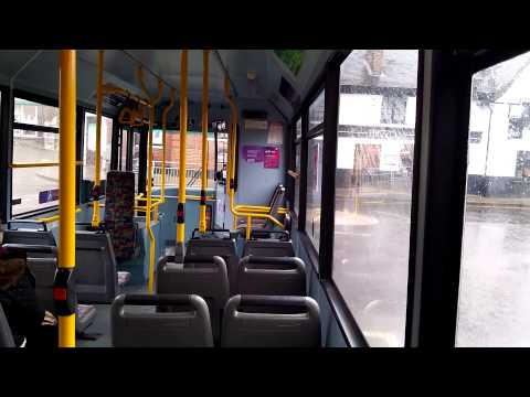 Uno Bus Transbus Dennis Dart DP111 KE03 TWC. Route 602 Hatfield Rail Station To Watford