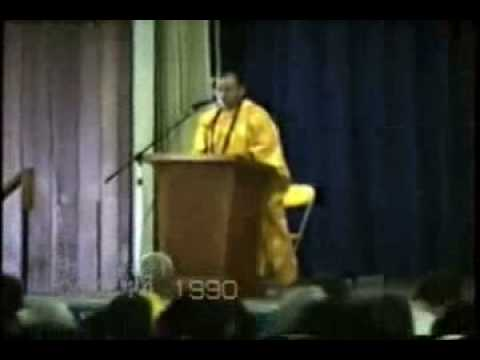 Video2 01/41 Giới thiệu Thiền Sư Duy Lực