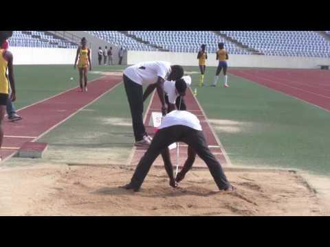 GHANA UNIVERSITY SPORTS ASSOCIATION LONG JUMP FEMALE