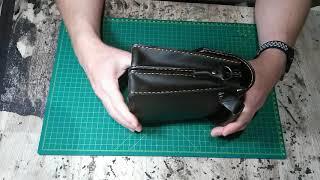 Обзор кожаной мужской сумки