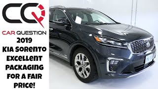 2019 Kia Sorento | Attractive and value-oriented crossover! | Review part 1/3