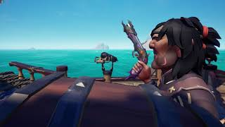 Trouble on the high seas part 2