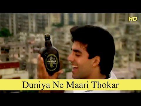 Duniya Ne Maari Thokar | Full Song | | Nazar Ke Saamne | Akshay Kumar, Farheen