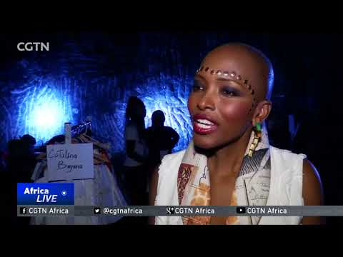 Colombia focuses on African designers at fashion show