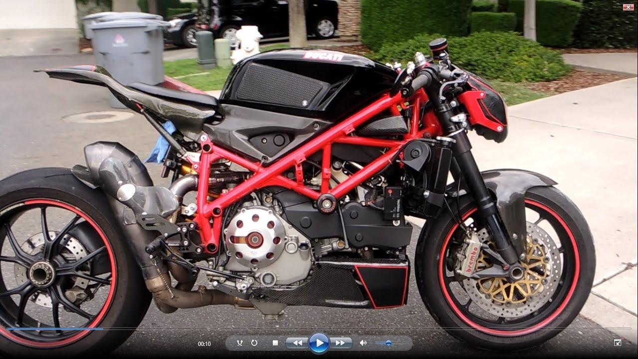 Ducati 1098 Cafe