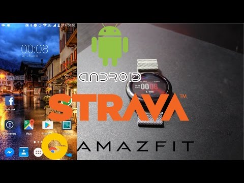 Xiaomi Amazfit Pace With Watch Droid 5th Version Feat Doovi