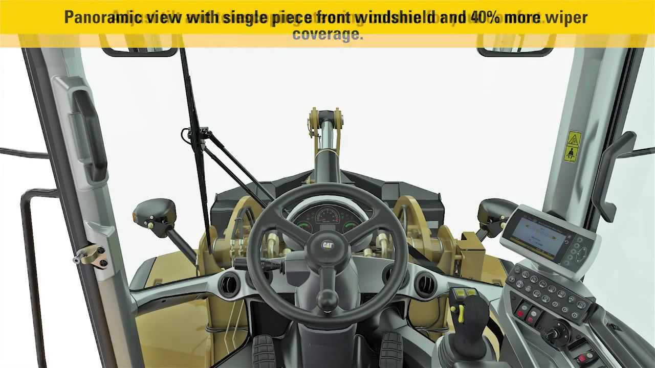 Virtual Machine Tour Of The Cat 930k Small Wheel Loader
