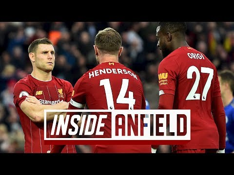 Inside Anfield: Liverpool 2-1 Leicester | 17 Premier League wins on the bounce!