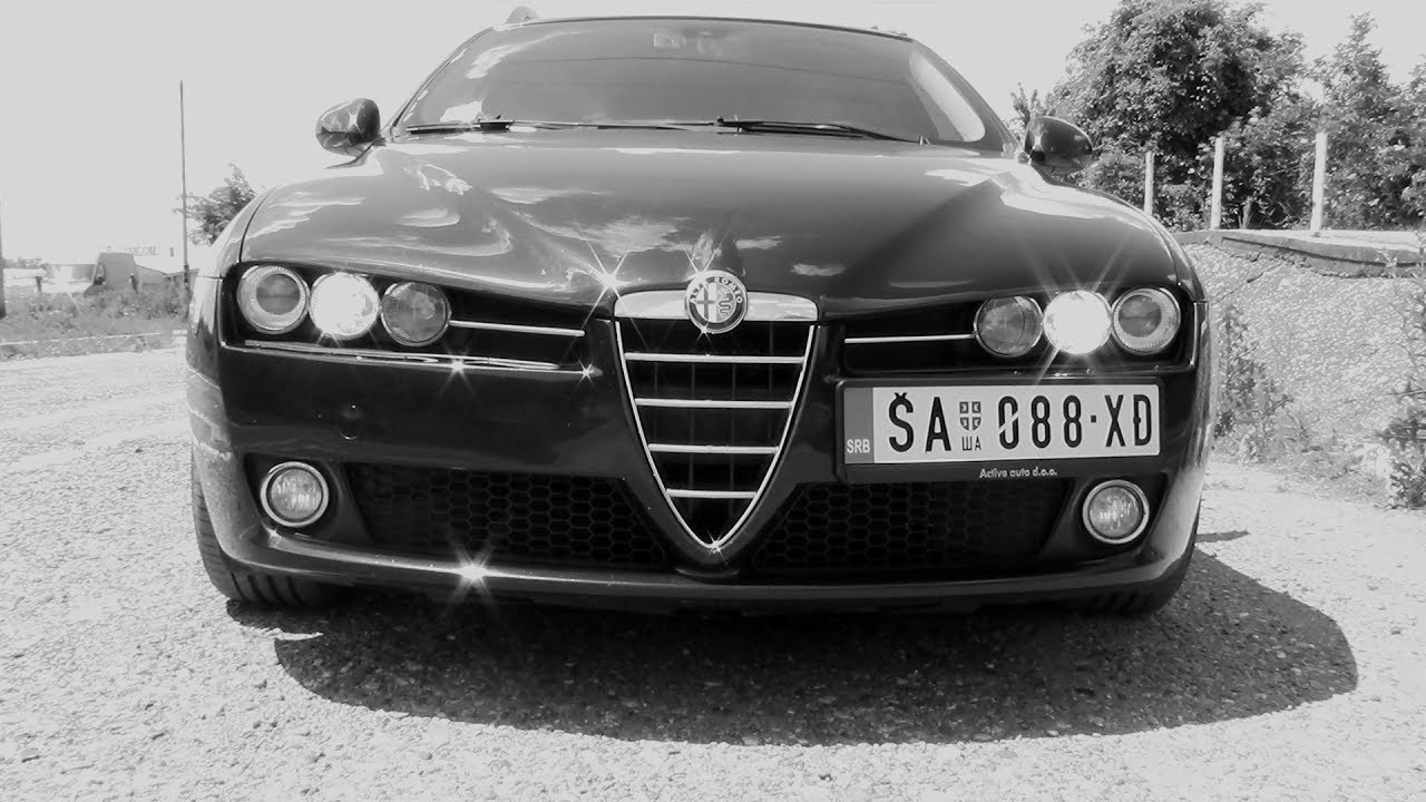 medium resolution of alfa romeo 159 led drl project