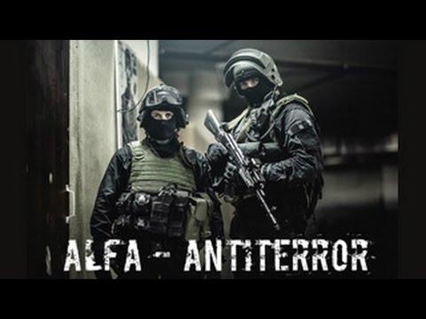 Aльфа Антитеррор - Люди Специального Назначения