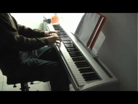 Gilligan's Island Theme (piano cover)