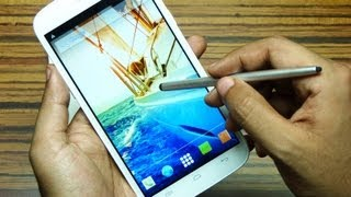 Micromax CANVAS DOODLE 2 A240 Unboxing & Hands on Review