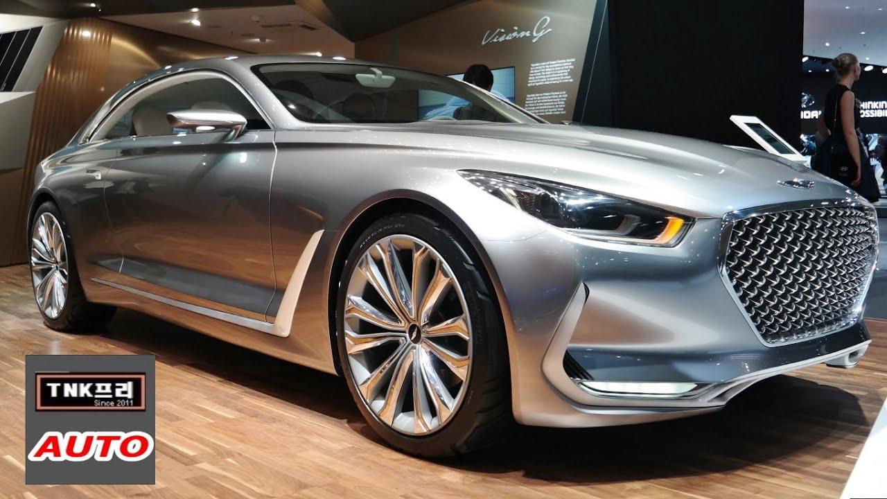 Hyundai Vision G Genesis Coupe Concept( 현대 비전 G 제네시스 쿠페 ...
