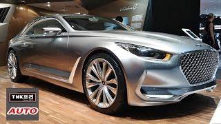 Hyundai Vision G Genesis Coupe Concept( 현대 비전 G 제네시스 쿠페)