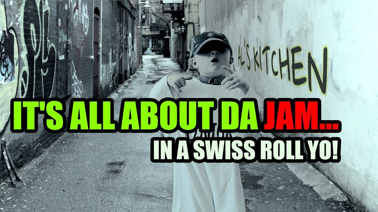 Al\'s Kitchen Show: It\'s All About Da Jam... In a Swiss Roll Yo ...
