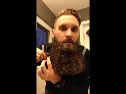 beard trimming techniques by rudeboyspecial doovi. Black Bedroom Furniture Sets. Home Design Ideas