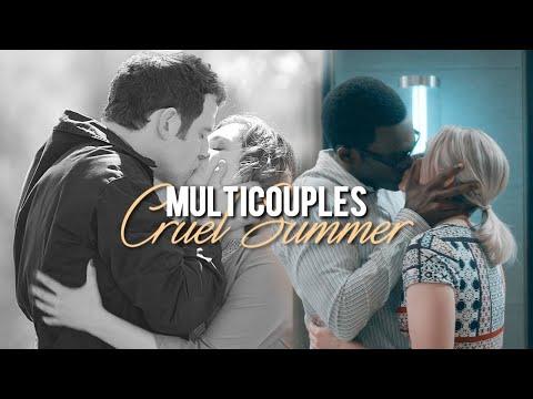 Multicouples   Cruel Summer [Birthday Collab 2020]