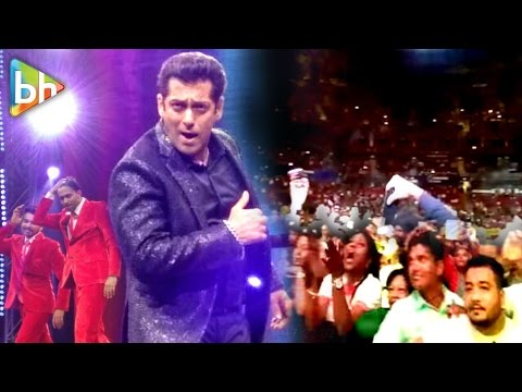 Dabangg Tour Concert Sydney | I have NEVER seen an audience like this | Salman Khan