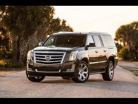 2017 Cadillac Escalade ESV Test Drive, Top Speed, Interior And Exterior Car Review