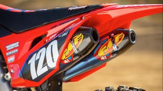 Wicked Honda crf250r - Twisted + big bore!!
