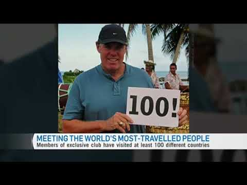 CTV News network Canada Nov 2017 Travelers Century Club