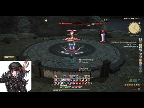 Repeat FFXIV 5 0 Smn New Phoenix Rotation Test by Henry Leopold