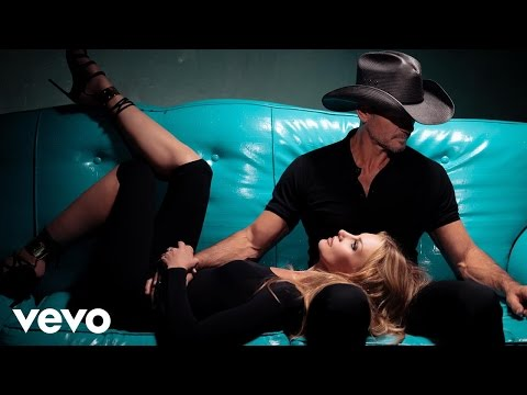 Tim McGraw, Faith Hill  Speak to a Girl