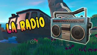 ENCONTRAMOS una RADIO en un BARCO ABANDONADO - Raft Coop con la Cosi (Survival Game) #5
