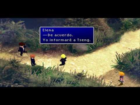 Final Fantasy VII [Traducción Mejorada] 15 - Gongaga y Cañon Cosmo