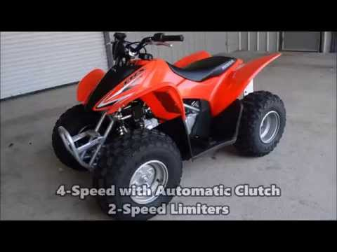 2015 Honda TRX90 Kids ATV / Four Wheeler For Sale - Chattanooga TN / GA / AL