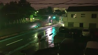 Japan Live Night Rain 2am