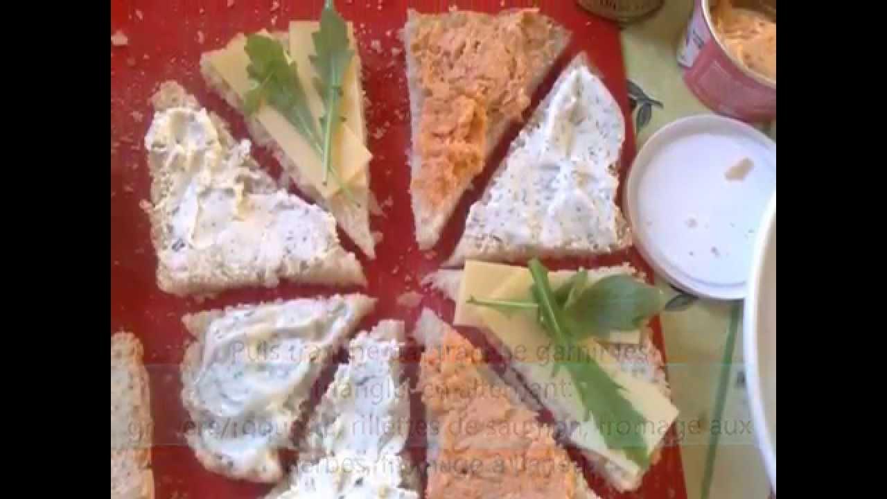 Pain surprise recette de cuisine facile et rapide plat for Cuisine simple et facile