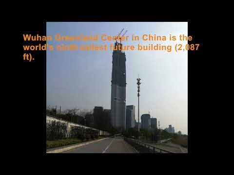 WUHAN Greenland Center | Eighth Tallest Future Building | April 2018 Update!!