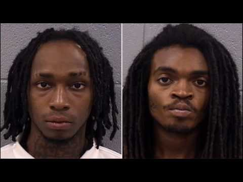 Chiraq Rapper Vonno Friends Charged With...