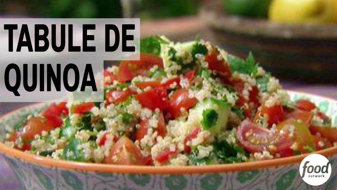 Tabule de quinoa cozinha food network youtube tabule de quinoa cozinha food network forumfinder Images