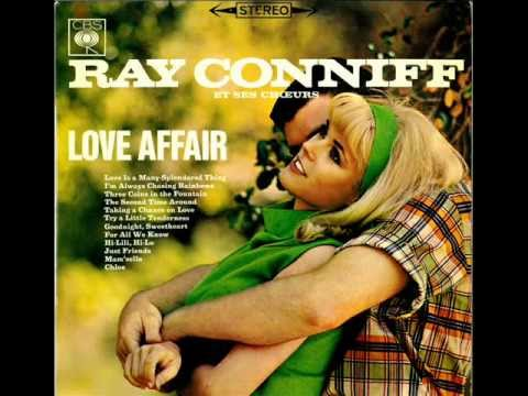 Ray Conniff - Three coins in the fountain
