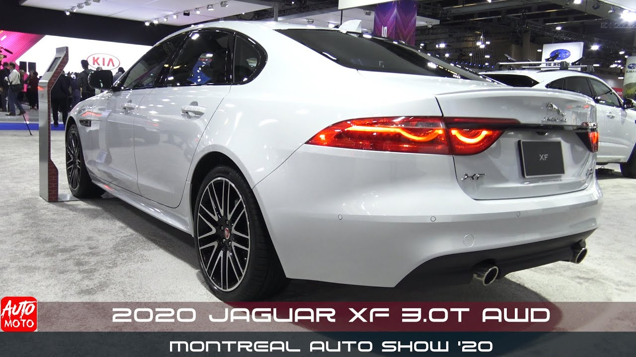 2020 Jaguar XF Images