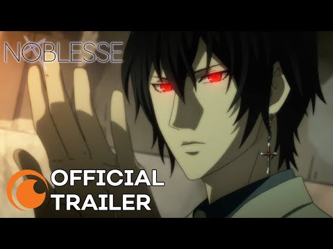 Noblesse | A Crunchyroll Original | OFFICIAL TRAILER