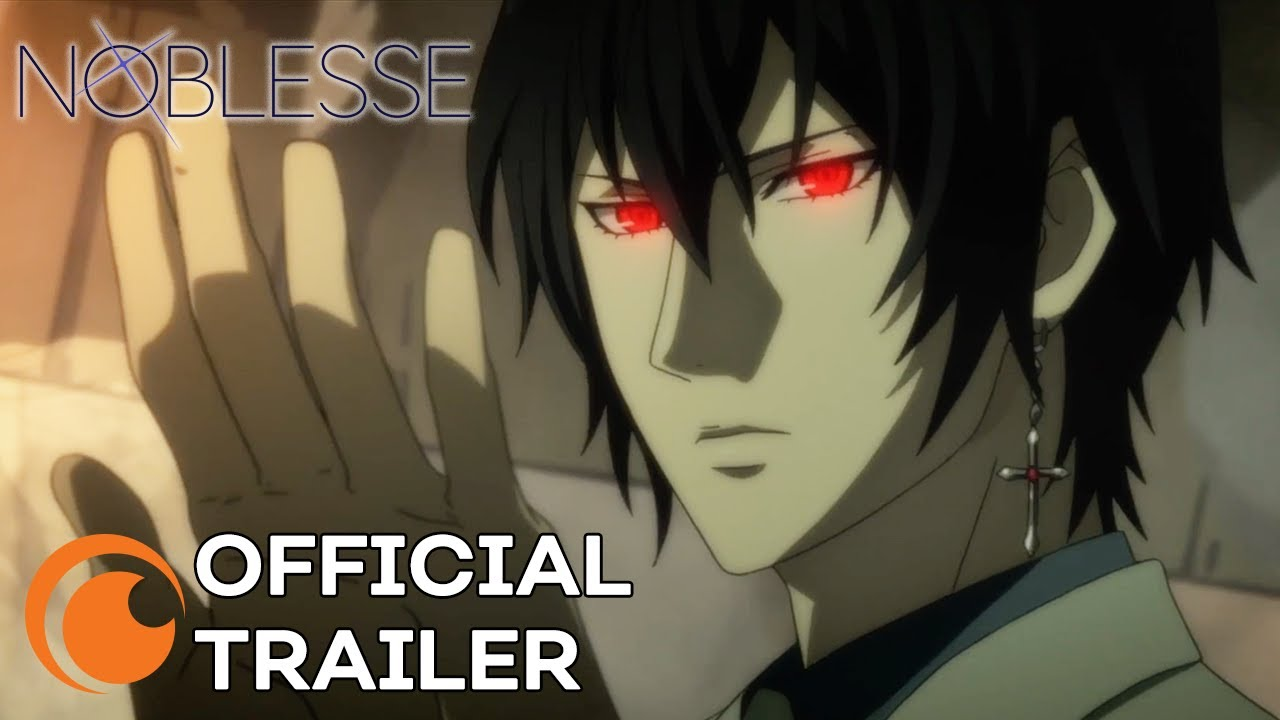 Noblesse Anime To Premiere On October 6