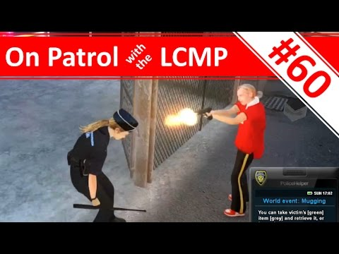 On Patrol with the LCMP - Ep.60 - Ford Focus Patrol - ELFC with LCPD:FR 1.1