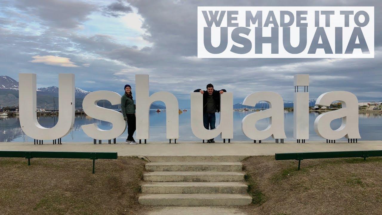 Download EXPLORING USHUAIA | Travel Day to Ushuaia