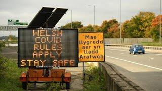 Wales Enters A Firebreak Lockdown
