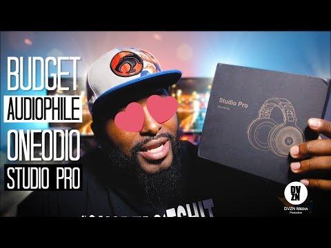 Budget Audiophile - OneOdio Studio Pro Headphones Review