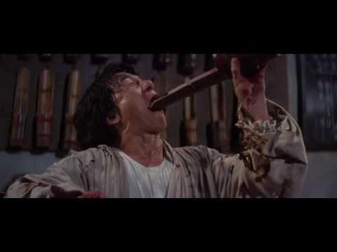 Drunken Master II-Jackie Chan vs Ken Lo and Gang HD 720p part 1