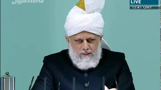 "(German) Friday Sermon""Holy Prophet's (sa) attribute of forgiveness"""